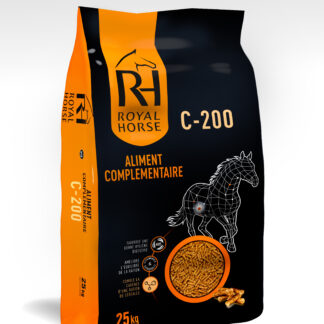 Royal Horse C-200 Pellets zur Mineralstoffergänzung