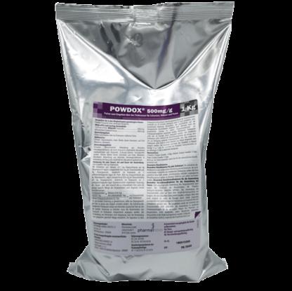 POWDOX 500 mg/g - Doxycyclin