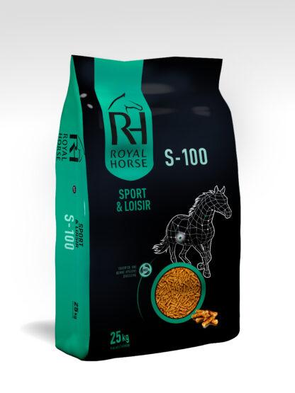 S-100 Royal Horse Pellets
